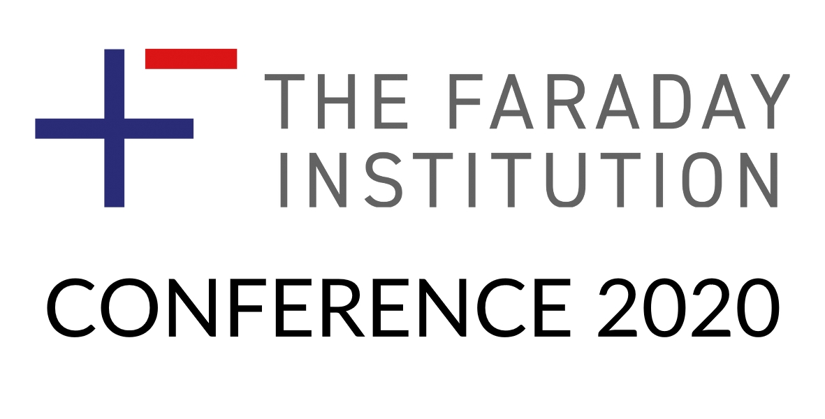 Faraday Institution Conference 2020